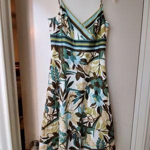 Ann Taylor beautiful summer dress